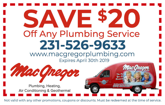 MacGregor Plumbing Coupon